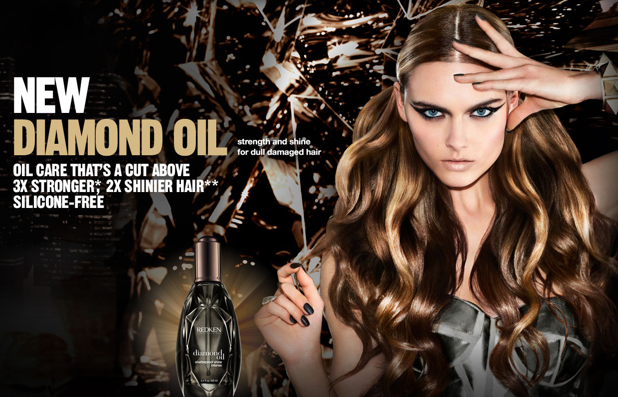 Redken DiamondOil feat