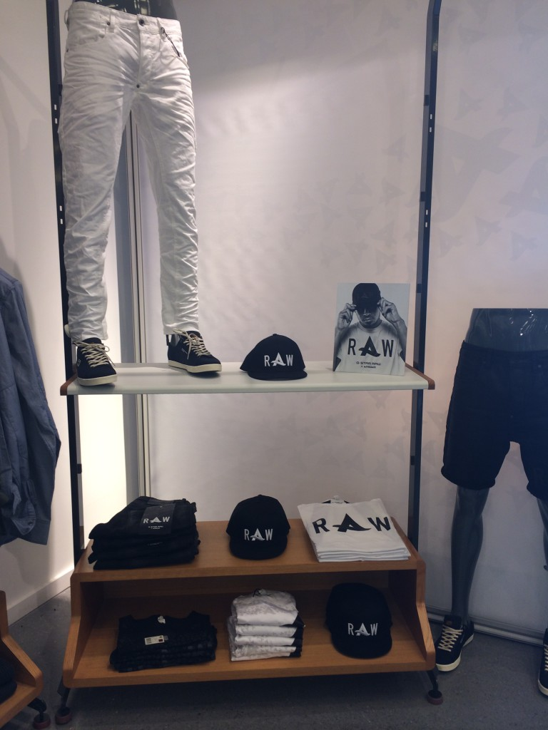 761fc292de7 G-STAR RAW PRESENTS AFROJACK SS14 CAPSULE COLLECTION – The Vivid ...