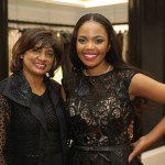 Vanessa Gounden and Terry Pheto
