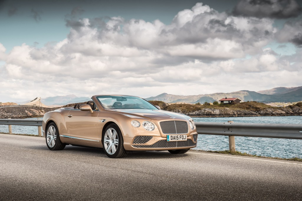 Continental GT Convertible2