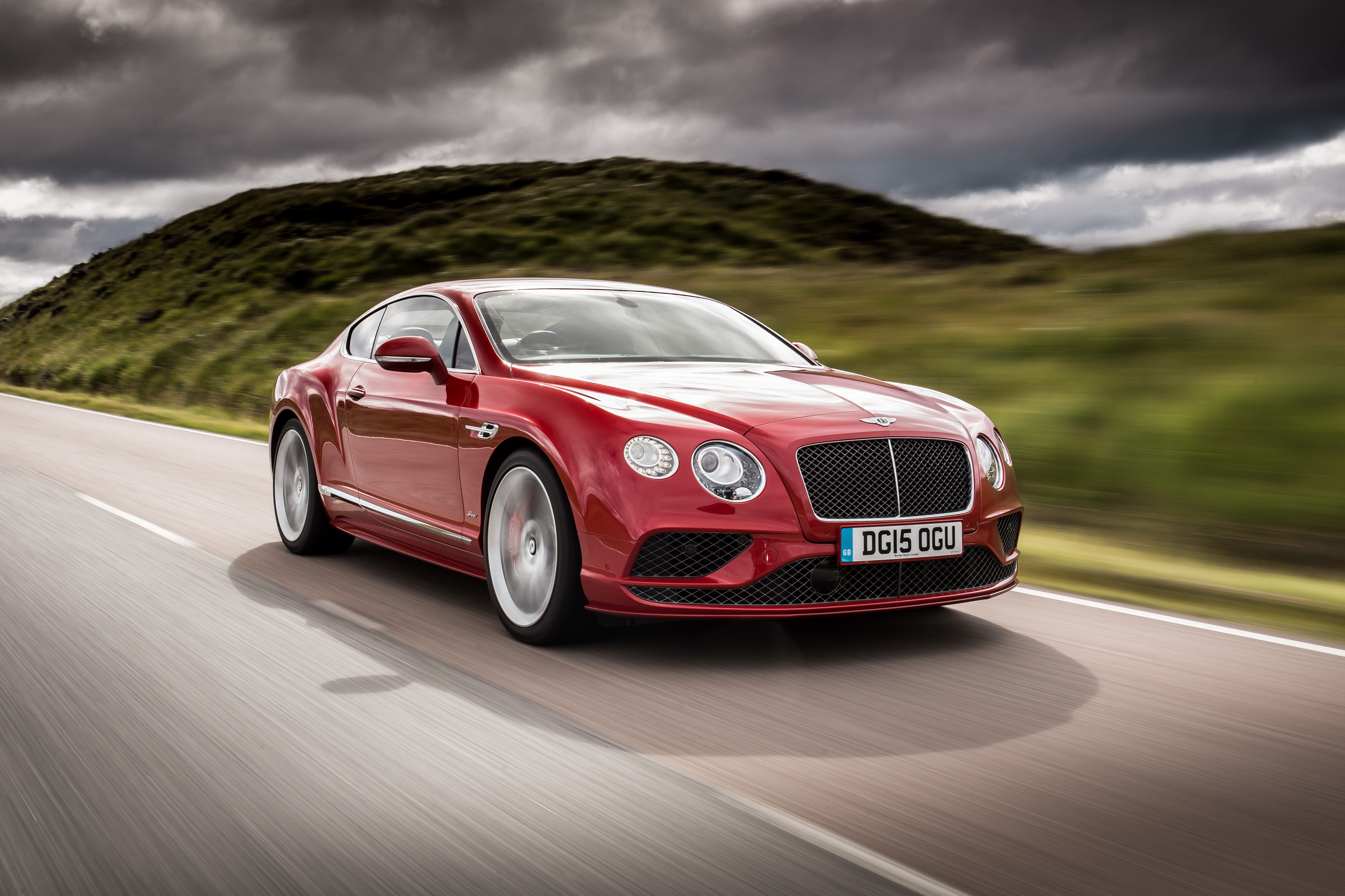 The Luxury Of The Open Road Why We Love Bentley The